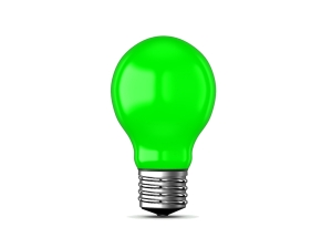 GreenLightBulb