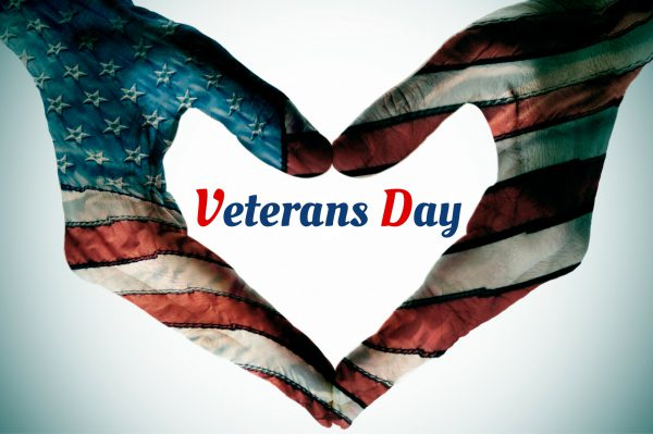 Honoring Veterans Day 2016